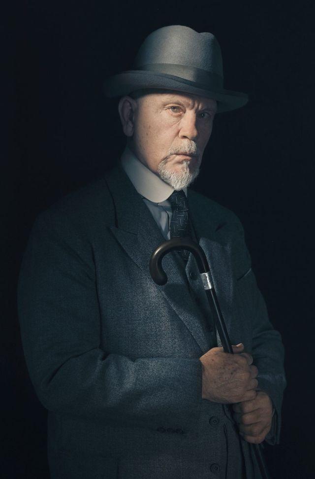The ABC Murders: John Malkovich nei panni di Hercule Poirot
