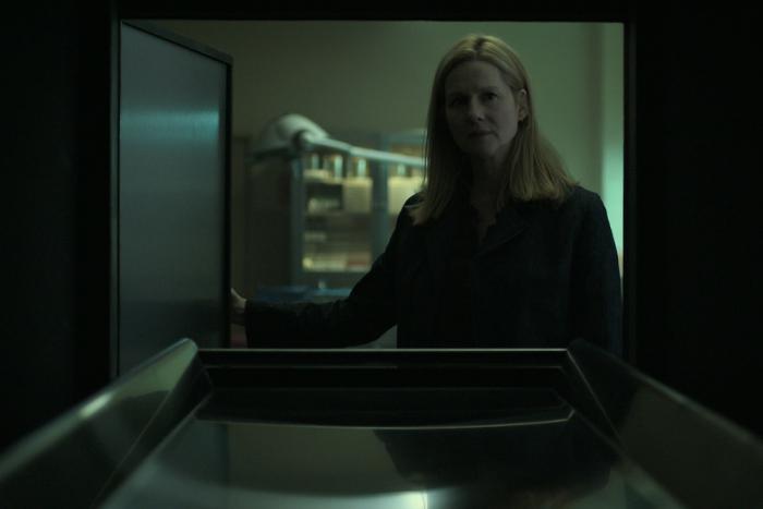 Ozark: Laura Linney in una foto della seconda stagione