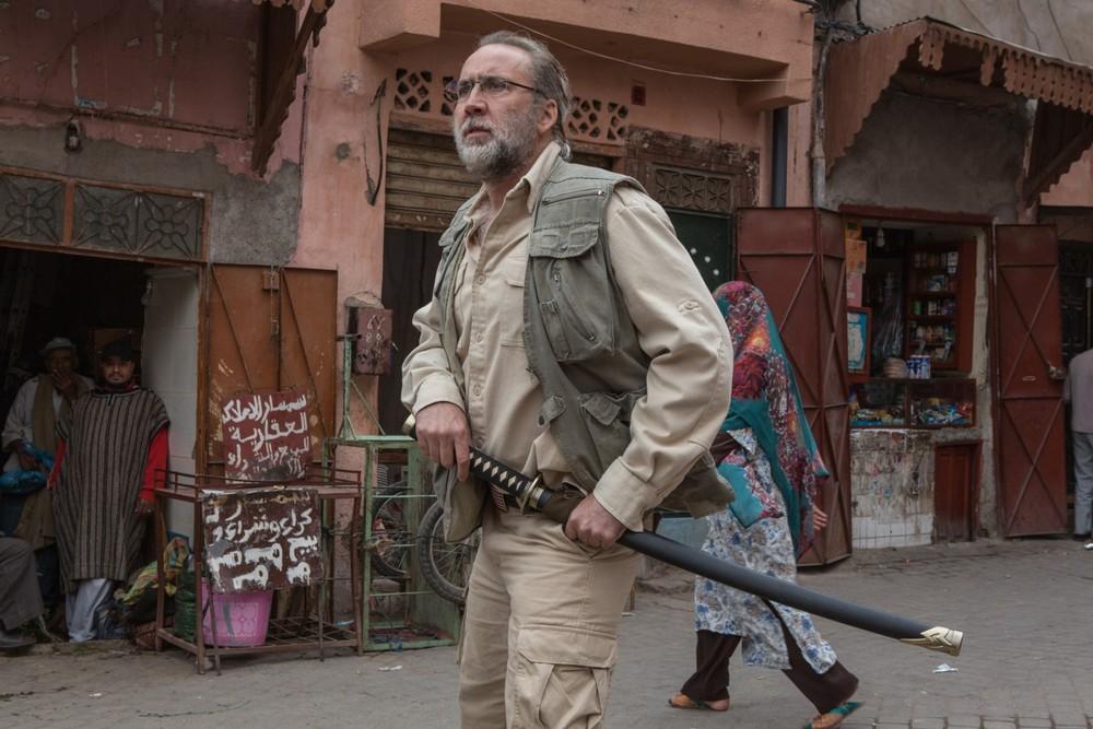 Io, Dio e Bin Laden: Nicolas Cage in un'immagine del film