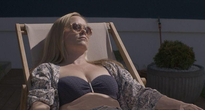L'albero del vicino: Selma Björnsdóttir in un'immagine del film