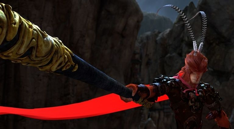 Monkey King: Hero Is Back, una scena del film d'animazione