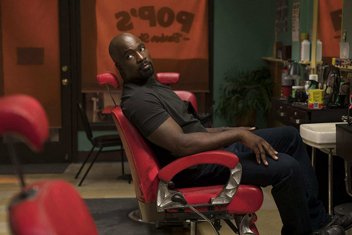 Luke Cage: Mike Colter nell'episodio Wig Out