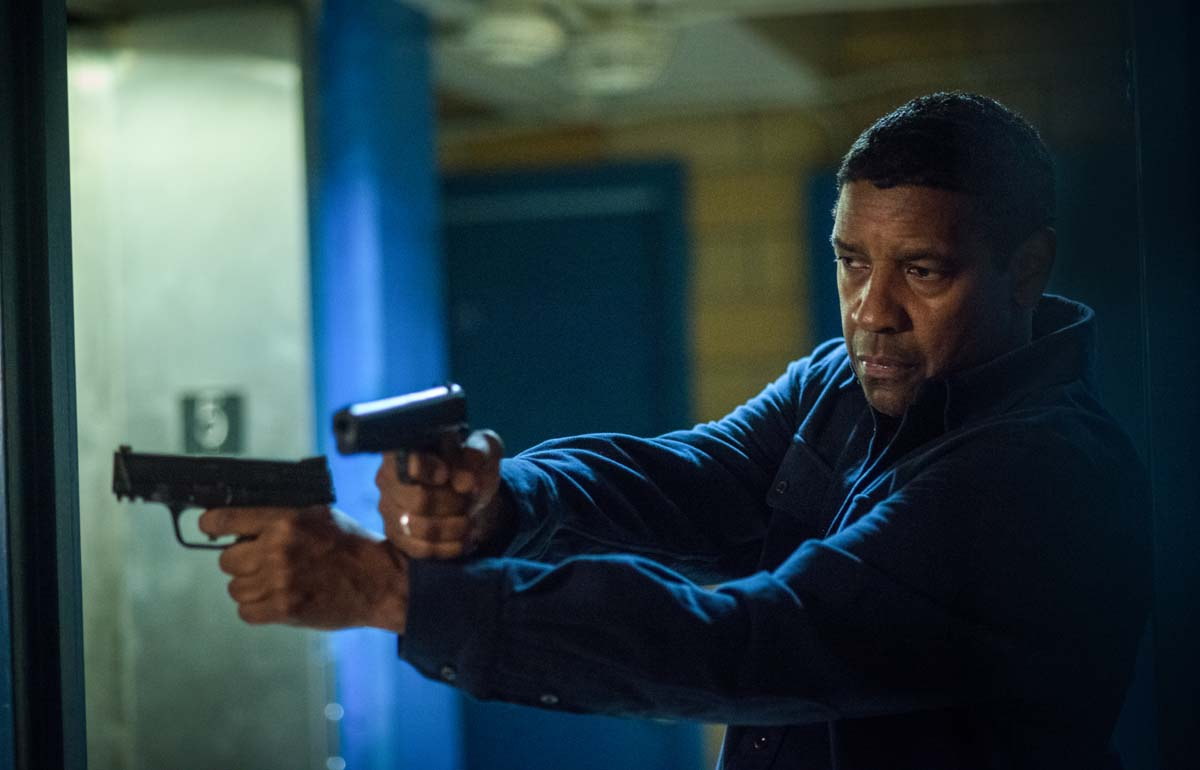 The Equalizer 2 - Senza perdono, Denzel Washington in azione