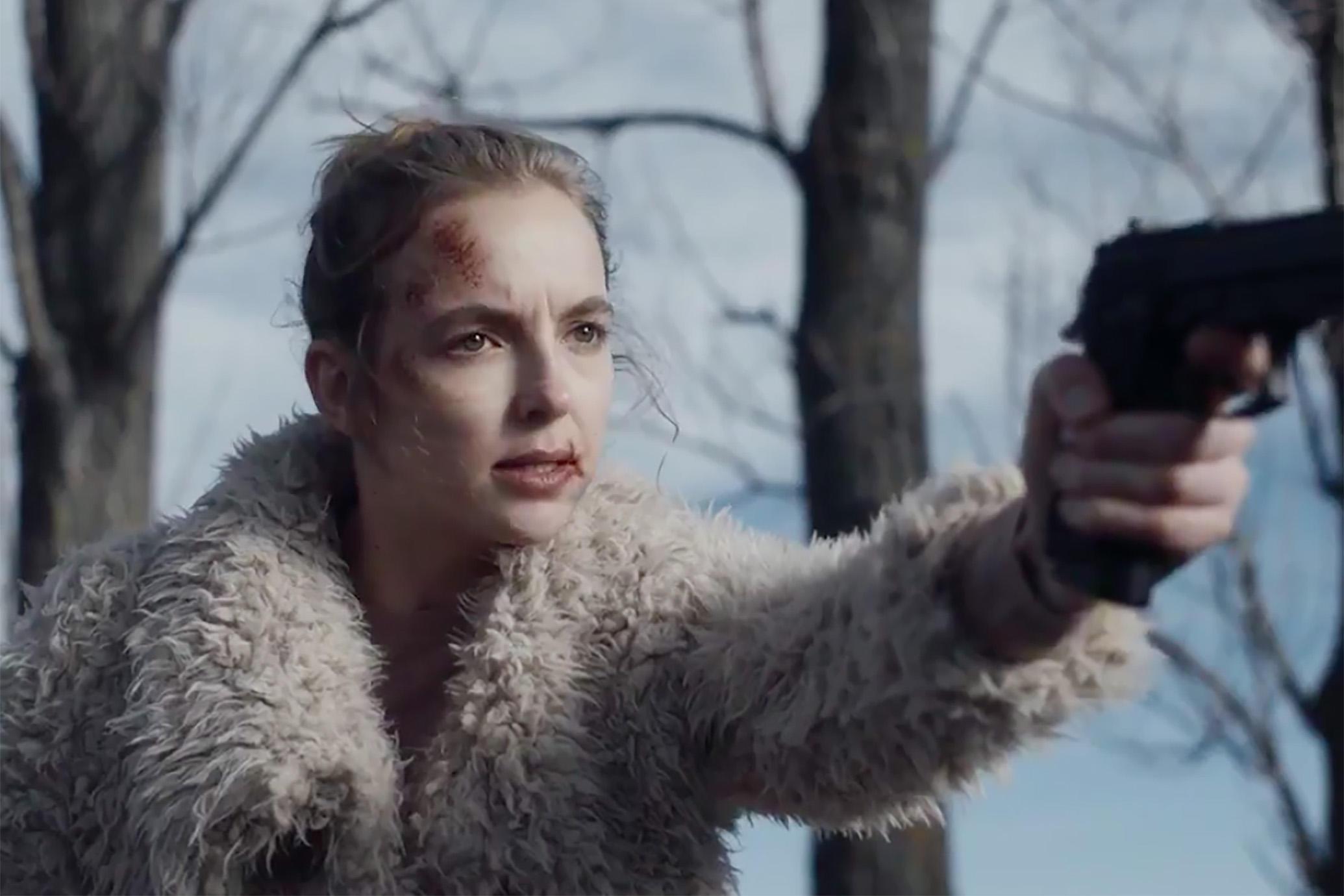 Killing Eve: un momento della prima stagione