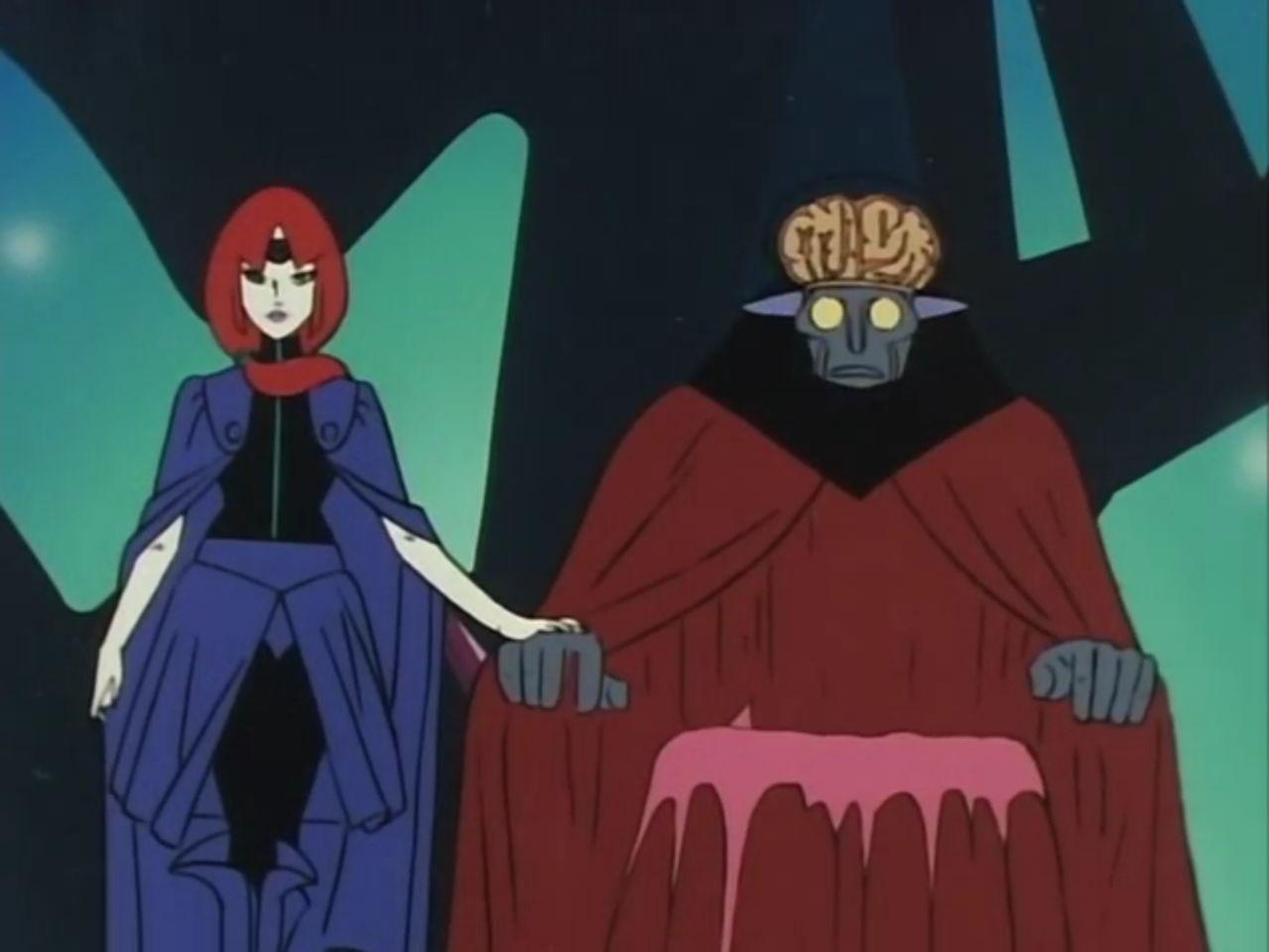 Daitarn 3: Meganoidi