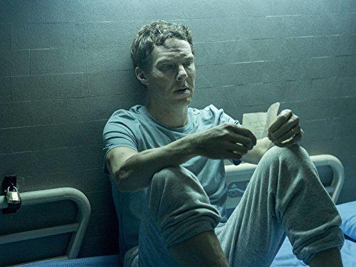 Patrick Melrose: Benedict Cumberbatch in una scena dell'episodio At Last