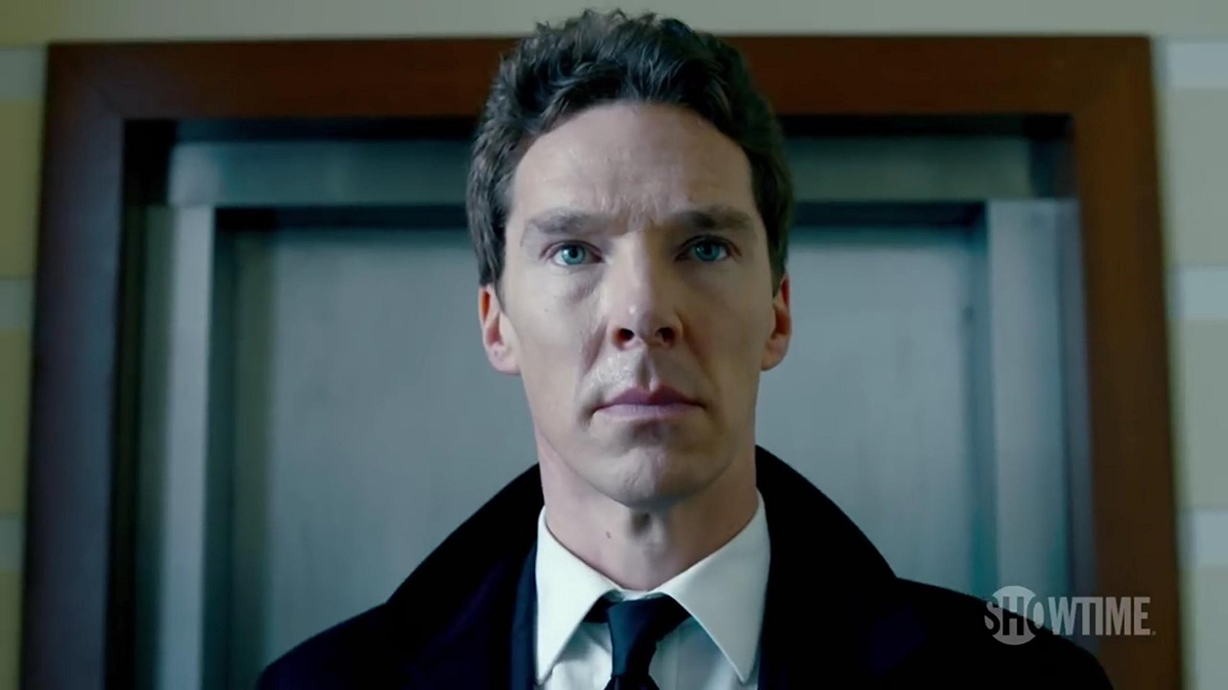 Patrick Melrose: un primo piano di Benedict Cumberbatch