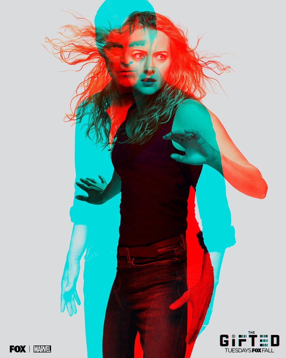 The Gifted: un character poster della seconda stagione