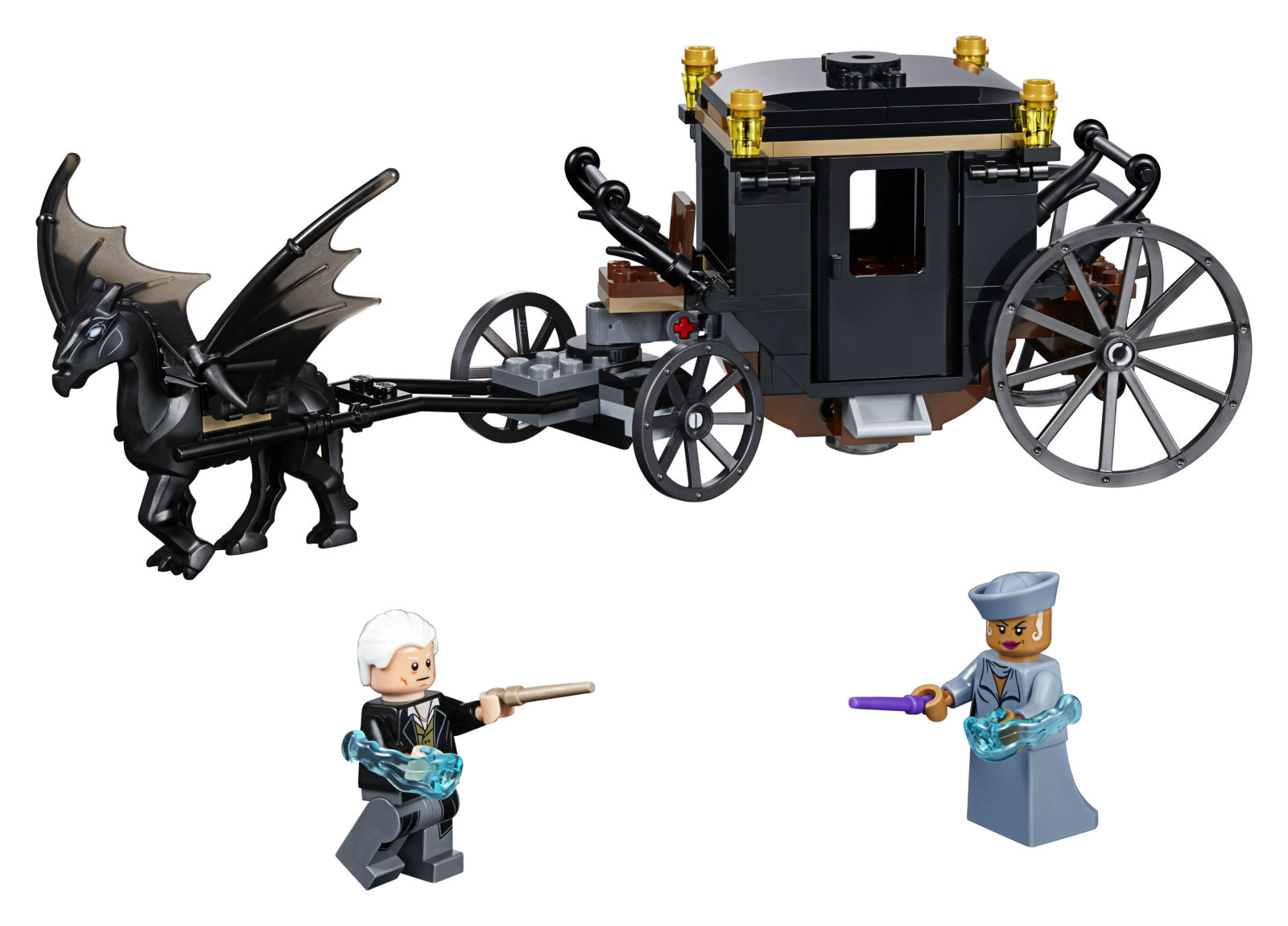 Animali Fantastici: I crimini di Grindelwald, il set Lego dedicato al film