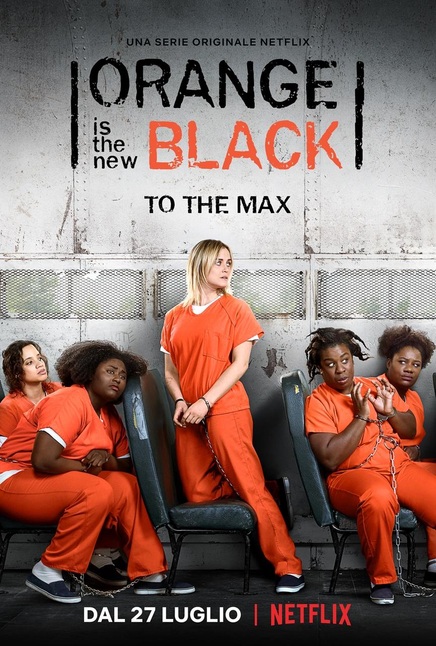 Orange Is The New Black: la nuova locandina della serie