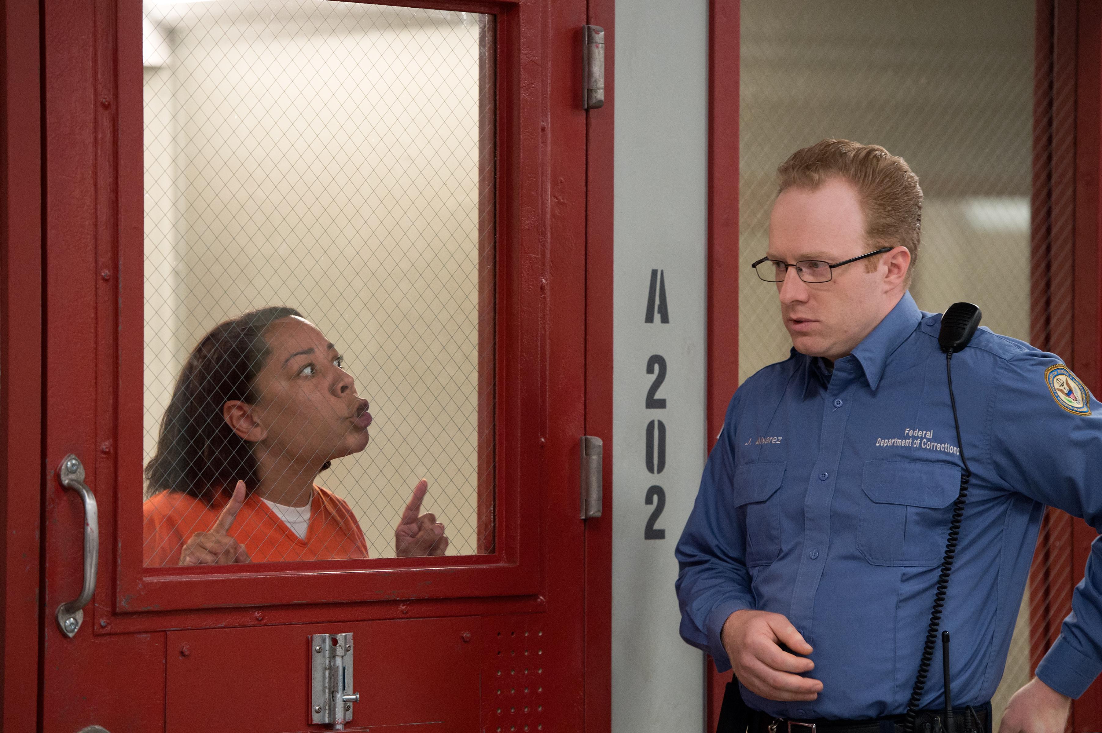 Orange Is The New Black: un'immagine del primo episodio della sesta stagione