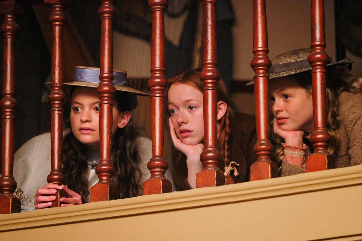 Chiamatemi Anna: un'immagine della seconda stagione