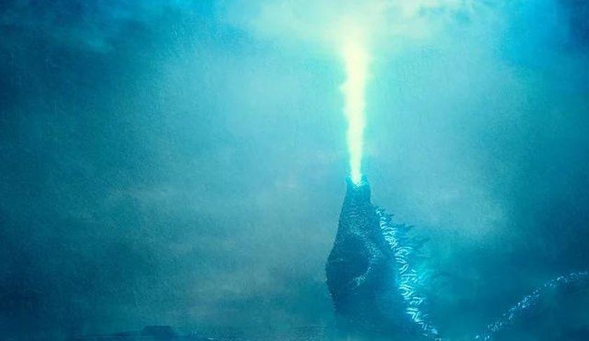 Godzilla: King of the Monsters, una foto del mostro