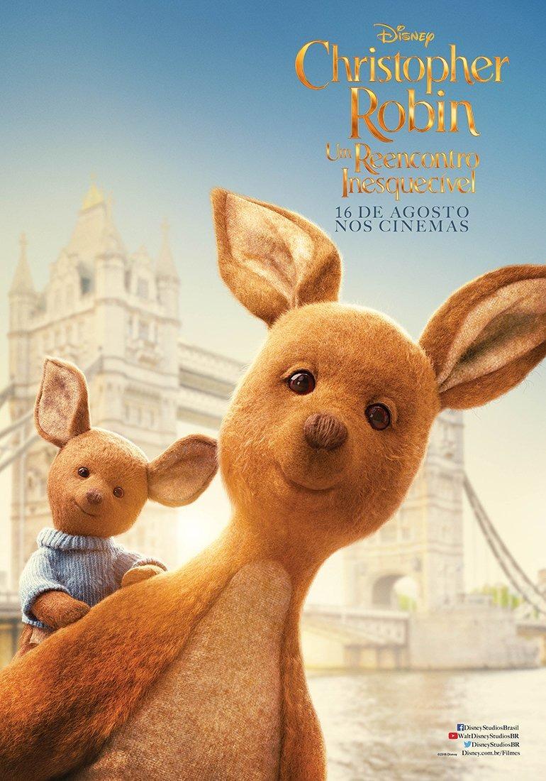 Ritorno al Bosco dei 100 Acri: il character poster di Roo e Kanga