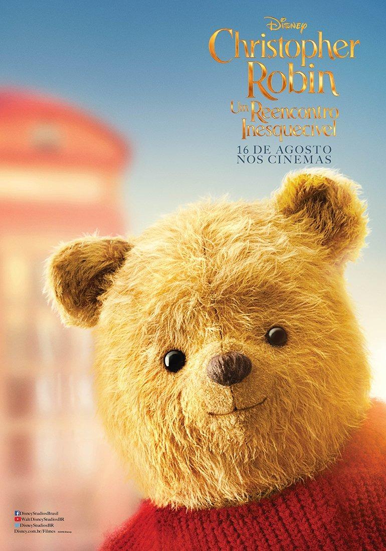Ritorno al Bosco dei 100 Acri: il character poster di Winnie