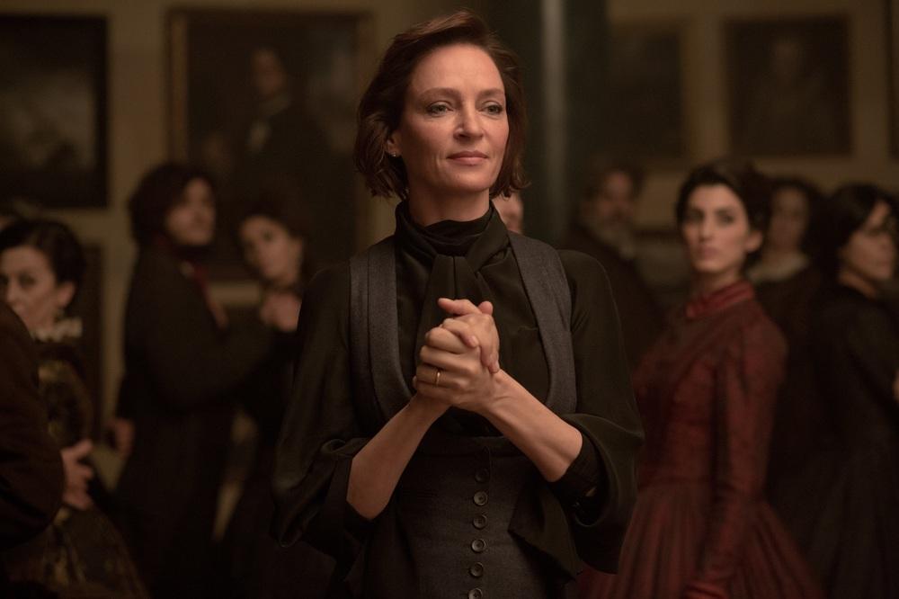 Dark Hall: Uma Thurman in un'immagine del film