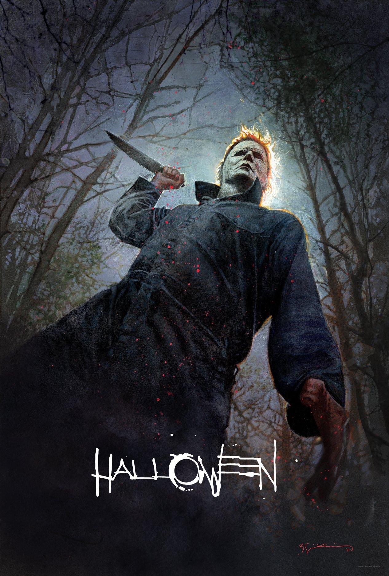 Halloween: il poster del film