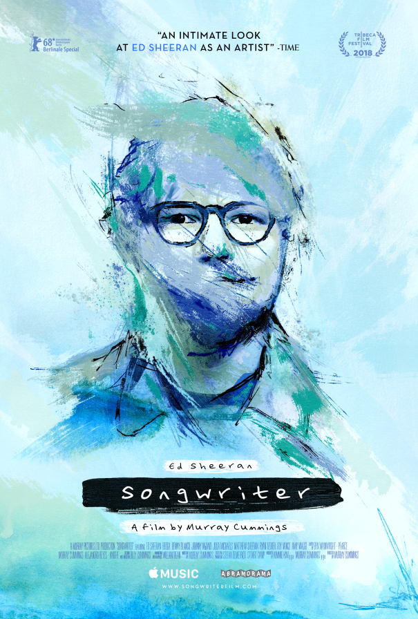 Songwriter: il poster del documentario