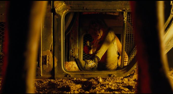 Hostile: Brittany Ashworth in un'immagine tratta dal film