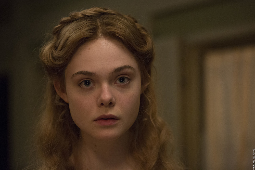 Mary Shelley - Un amore intramontabile: Elle Fanning in una scena del film