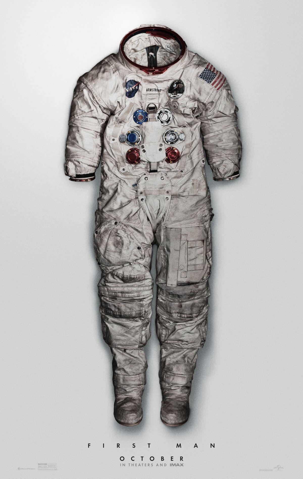 Il Primo Uomo: un nuovo poster del film