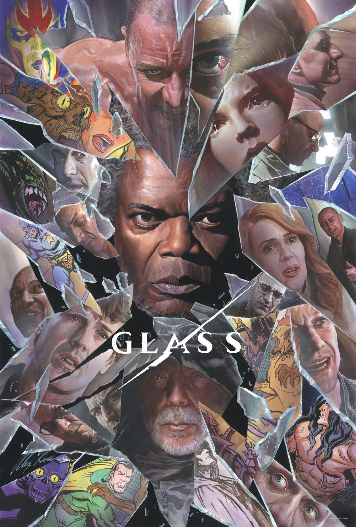 Glass: il poster realizzato per il Comic-Con