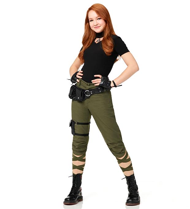 Kim Possible: una foto della protagonista Sadie Stanley