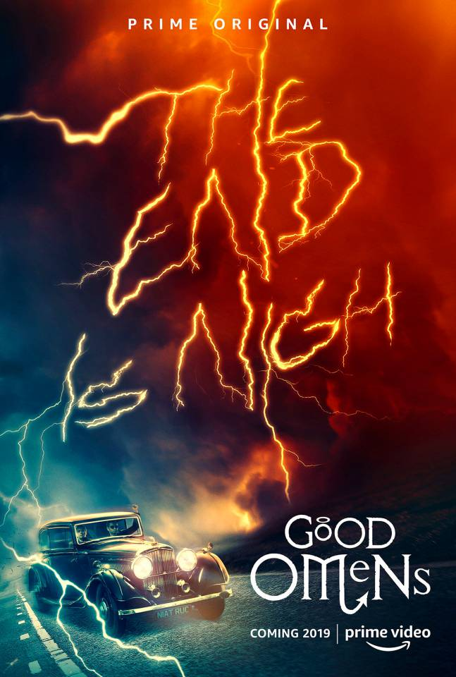 Good Omens: il poster della stagione 1