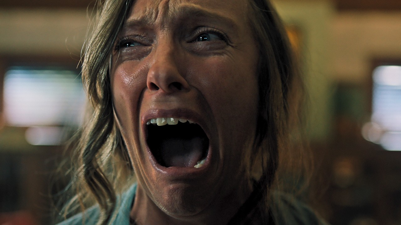 Hereditary: un primo piano di Toni Collette