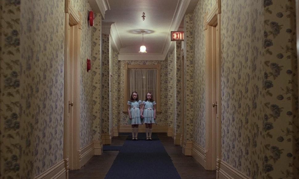 Shining: una scena del film
