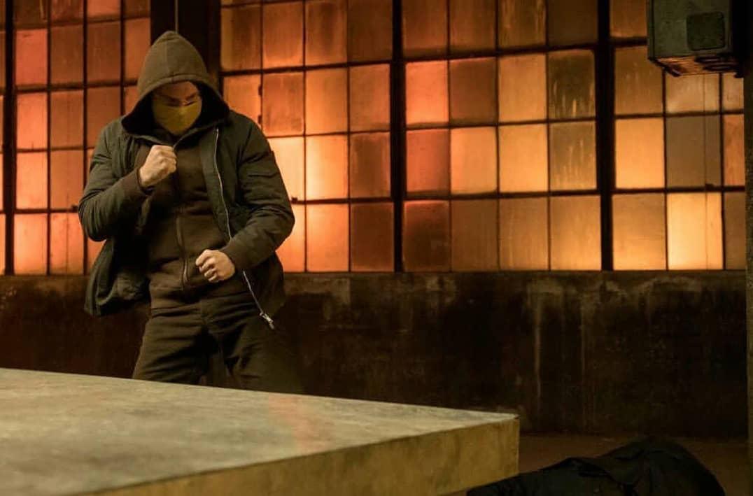 Iron Fist 2: Finn Jones in azione