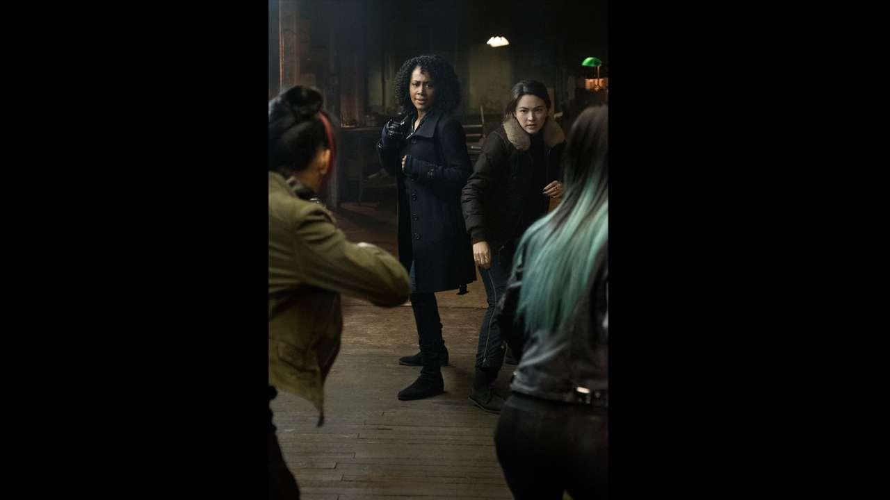 Iron Fist 2: Jessica Henwick e Simone Missick in azione