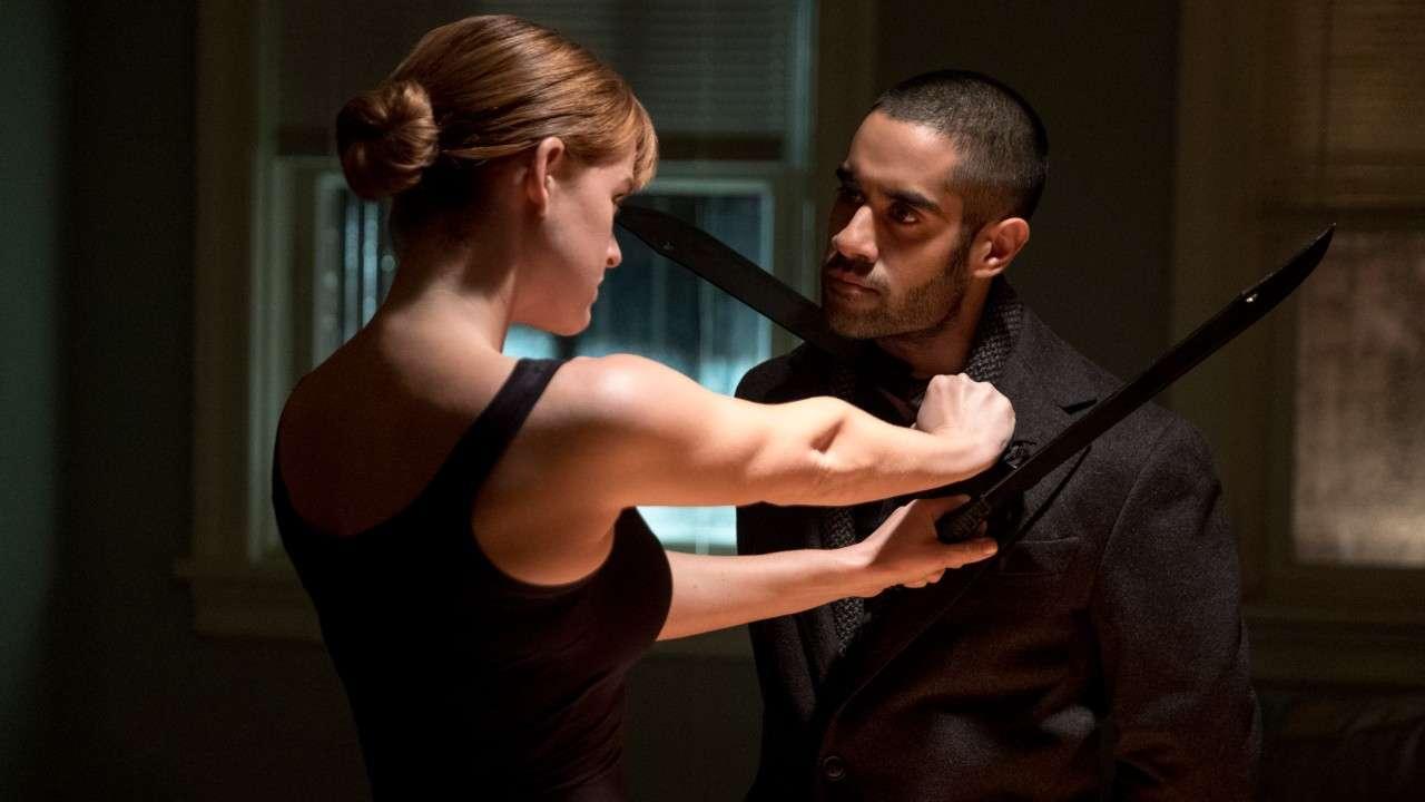 Iron Fist 2: Sacha Dhawan e Alice Eve in una minacciosa sequenza