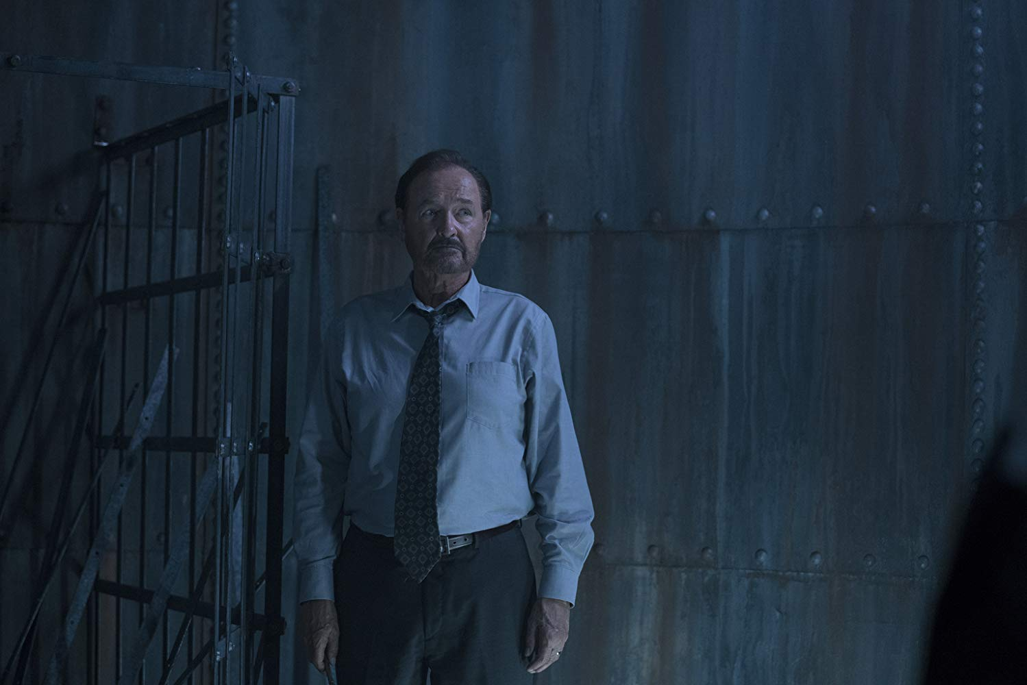 Castle Rock: Terry O'Quinn in una scena