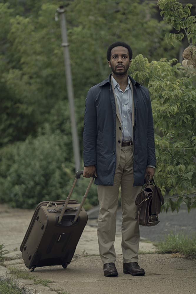 Castle Rock: una scena con Andre Holland