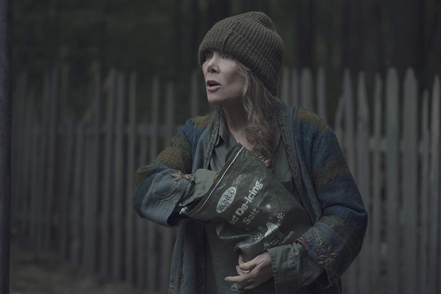 Castle Rock: un momento con Sissy Spacek