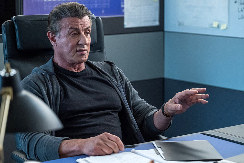 Escape Plan 2 - Ritorno all'inferno: Sylvester Stallone in un momento del film
