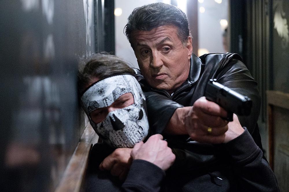 Escape Plan 2 - Ritorno all'inferno: Sylvester Stallone in una scena del film