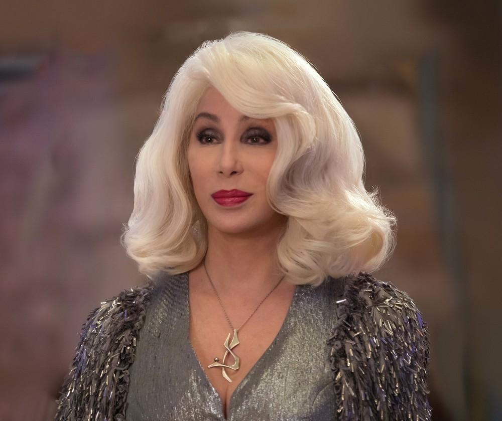 Mamma Mia! Ci risiamo: Cher in una scena del film