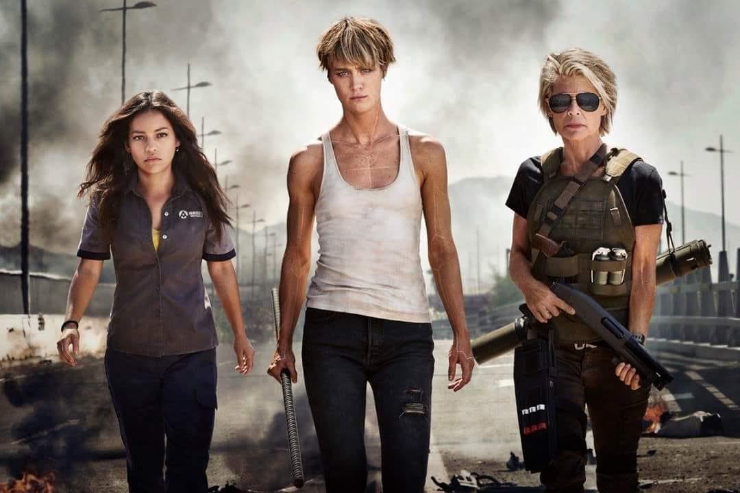 Terminator 6: le protagoniste in una nuova foto