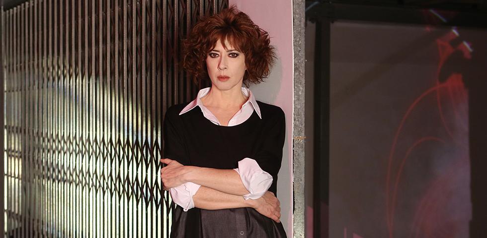 Veronica Pivetti conduce Amore Criminale