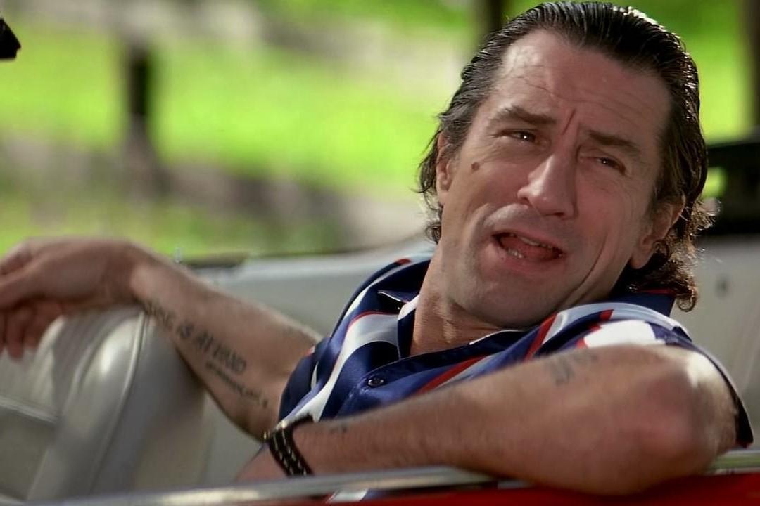 Cape Fear: Robert De Niro in una scena