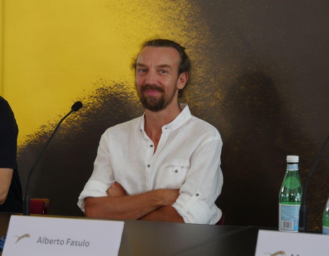Menocchio, il regista Alberto Fasulo a Locarno 71