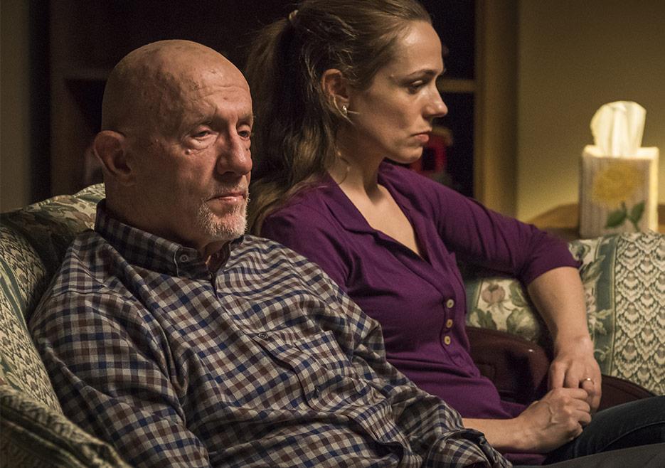 Better Call Saul: Jonathan Banks nella quarta stagione