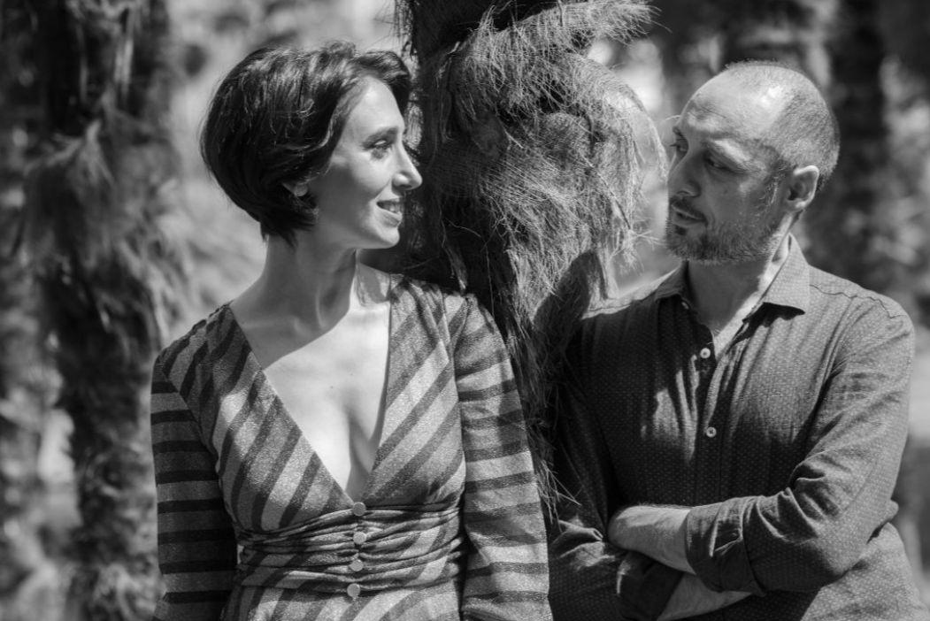 L'ospite: Silvia D'Amico e Daniele Parisi a locarno 71
