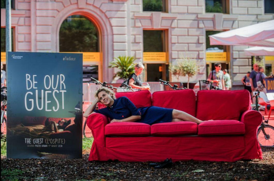 L'ospite: un divano a Locarno 71