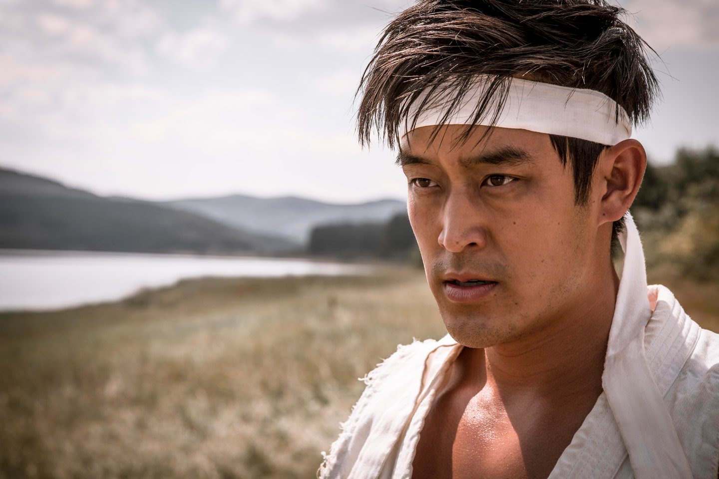 L'attore Mike Moh