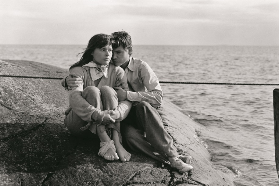 Monica e il desiderio: una scena del film