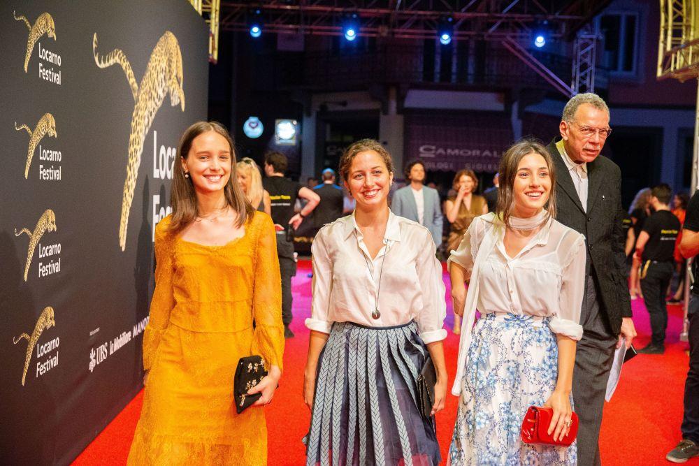 Likemeback: Blu Yoshimi, Denise Tantucci e Angela Fontana a Locarno 2018