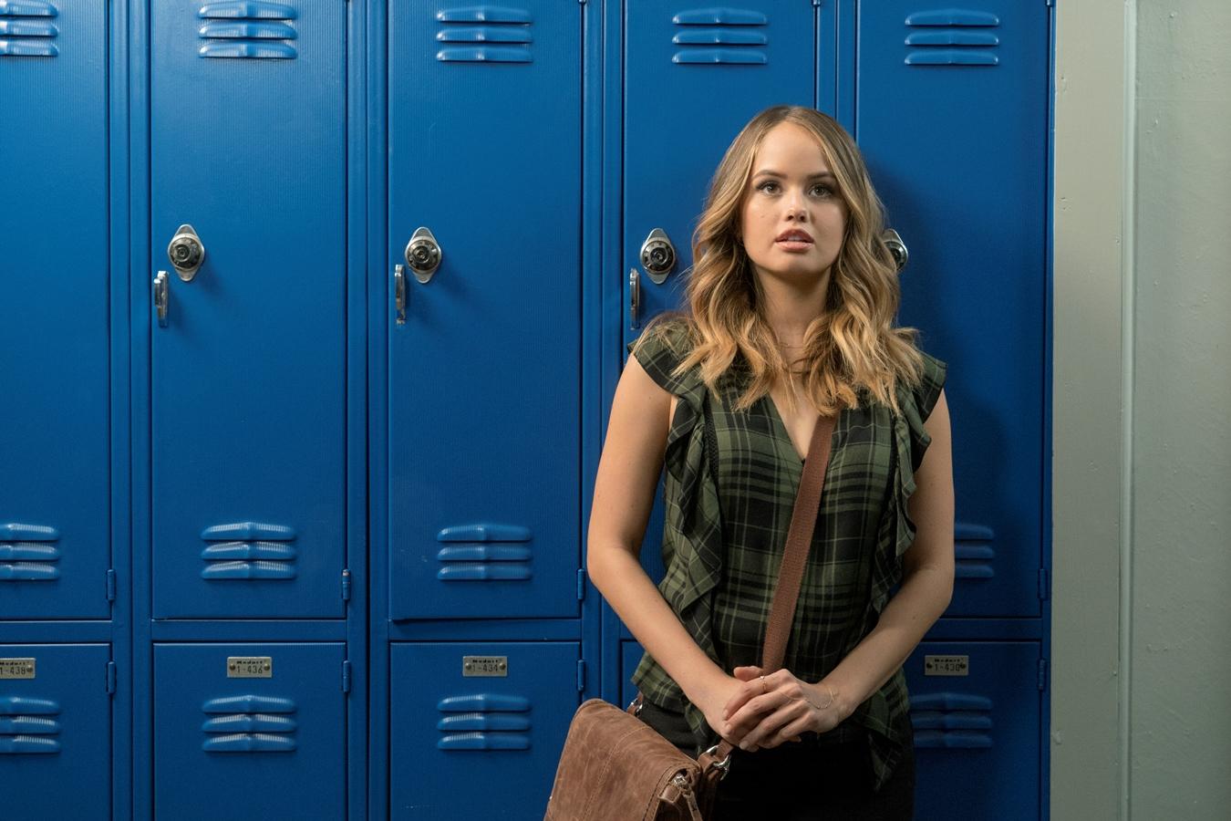 Insatiable: Debby Ryan in una scena della serie